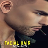FACIAL HAIR V.31 CATWA/OMEGA