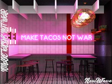 [NW] MAKE TACOS NOT WAR *wear me*