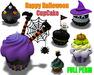 [ FULL PERM ] Halloween Cupcake