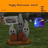 Happy Halloween Stand-Bag