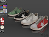 ::ROC:: Distressed Sneaker (MALE)