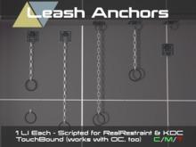 [p] Leash Anchors