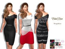 BlackRose Sophia Dress