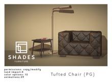 SHADES - Tufted Chair PG