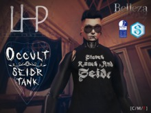 [LHP] OCCULT - Seidr Tank