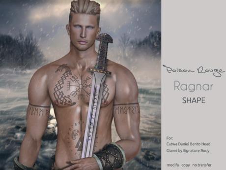 Poison Rouge  Ragnar Shape