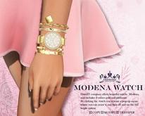*PetroFF*  Modena Watch