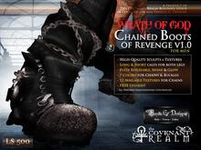 [:TCR:] Revenge v1.0 for Men (REPRICED)