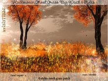 irrISIStible : HALLOWEEN AUTUMN GHOST GRASS BIG PACK  6 styles