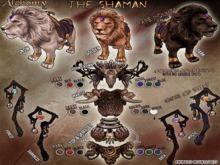 Alchemy - The Shaman - Bore Tusk Mantle - white [box]