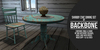 BackBone Shabby Chic Dining Set
