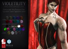 Violetility - Murphy Corset [Scale]