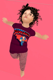 Lexxie Zooby Child Superman Combo