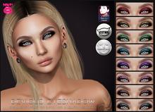 [POUT!] Devious EyeShadow  - Catwa,Vista & Lelutka