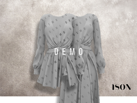 ISON - mia dress (demo)