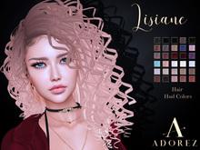 AdoreZ-Lisiane Hair HUD Colors