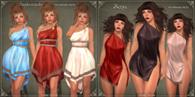 DEMO Andromeda & Zena Tunics by Caverna Obscura - various mesh bodies and classic ava