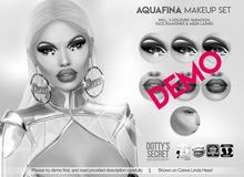 Dotty's Secret - Aquafina - Drag Queen Make-up Set [DEMO]