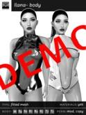 *HDM* Ilana - [DEMO] Body