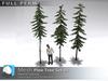 "[Prim 3D] - Pine Tree Pack 01 ""FULL PERM"""