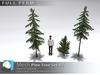 "[Prim 3D] - Pine Tree Pack 02 ""FULL PERM"""