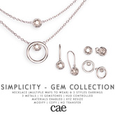 Cae :: Simplicity - Gems :: Collection [bagged]