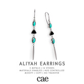 Cae :: Aliyah :: Earrings [bagged]