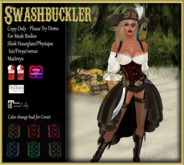 CB~SWASHBUCKLER (BOX)