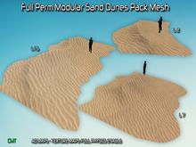 Full Perm Quality  Modular Sand Dunes Pack Mesh