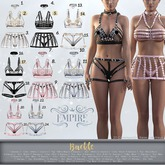 #EMPIRE - Buckle - Harness 1 - Top - pink