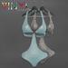 Vinyl - Dusty Swimsuit Pak Soft Blue