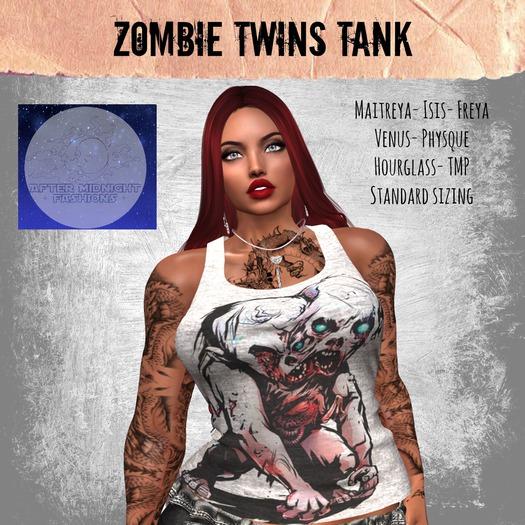 ::AMF:: Zombie Twins Tank