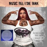 ::AMF:: Music Till I Die Tank <Box>