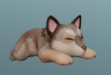 Awoo - Foxy Plush (Timber Wolf)