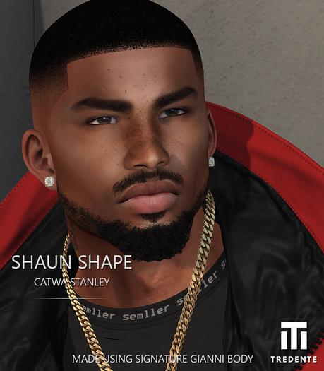 Tredente // Shawn Bento Shape