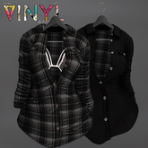 Vinyl - LIT Flannel Pak BLACK