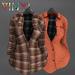 Vinyl - LIT Flannel Pak ORANGE