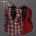 Vinyl - LIT Flannel Pak RED