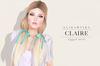 [e] Claire - Whites