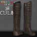 Cult collab trial boots vendors mp brown