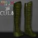 Vinyl - Trial Native Boots Pak Green