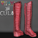 Vinyl - Trial Native Boots Pak Hot Pink