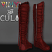 Vinyl - Trial Native Boots Pak Red