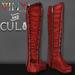 Vinyl - Trial Native Boots Pak Vintage Red