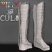 Vinyl - Trial Native Boots Pak White