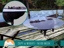 Luftmensch Crafts - Hippo Table