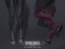 Sweet Thing. Demon Hooves - Belleza+HG Upd. (add)
