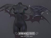 Sweet Thing. Demon Wings (Bento) (add)