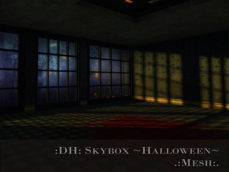 :DH: Skybox ~Halloween~