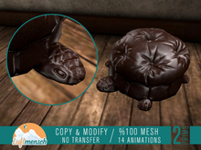 Luftmensch Crafts - Turtle Seat
